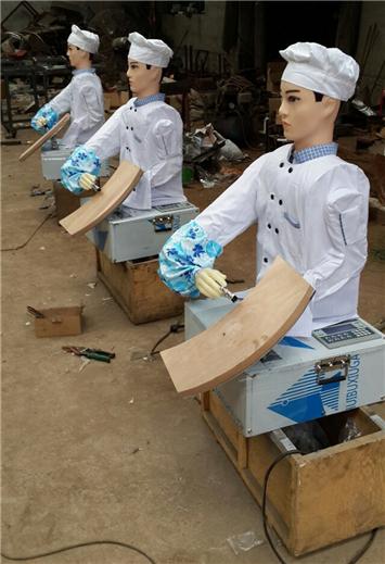 机器人刀削面机